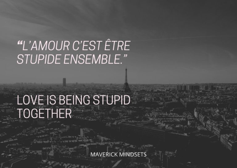 french quotes about happiness