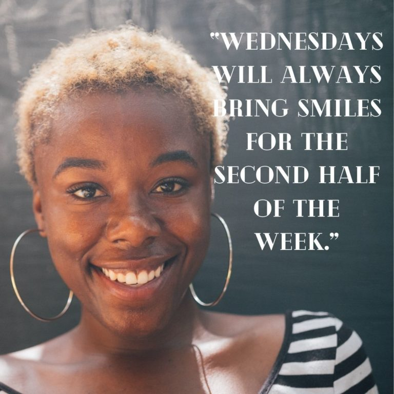 Inspirational wednesday quotes