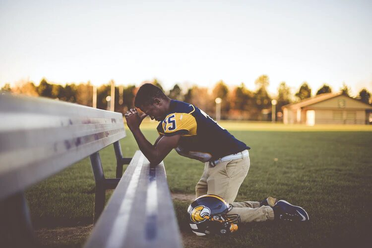 Motivational Bible Verses for Athletes and Sports