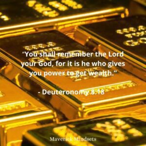 Bible verses about wealth and prosperity