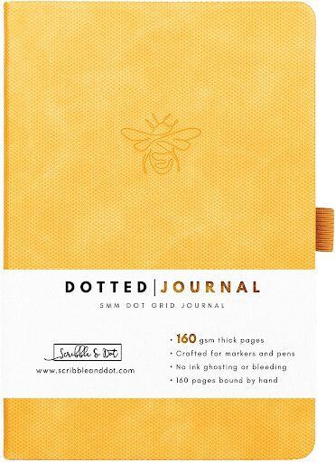 Dotted Journal Notebook