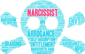 relationship with a narcissist