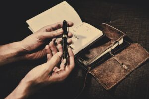 best reasons for men to keep a journal